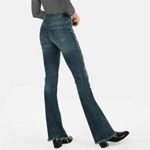 Express High Rise jeans!
